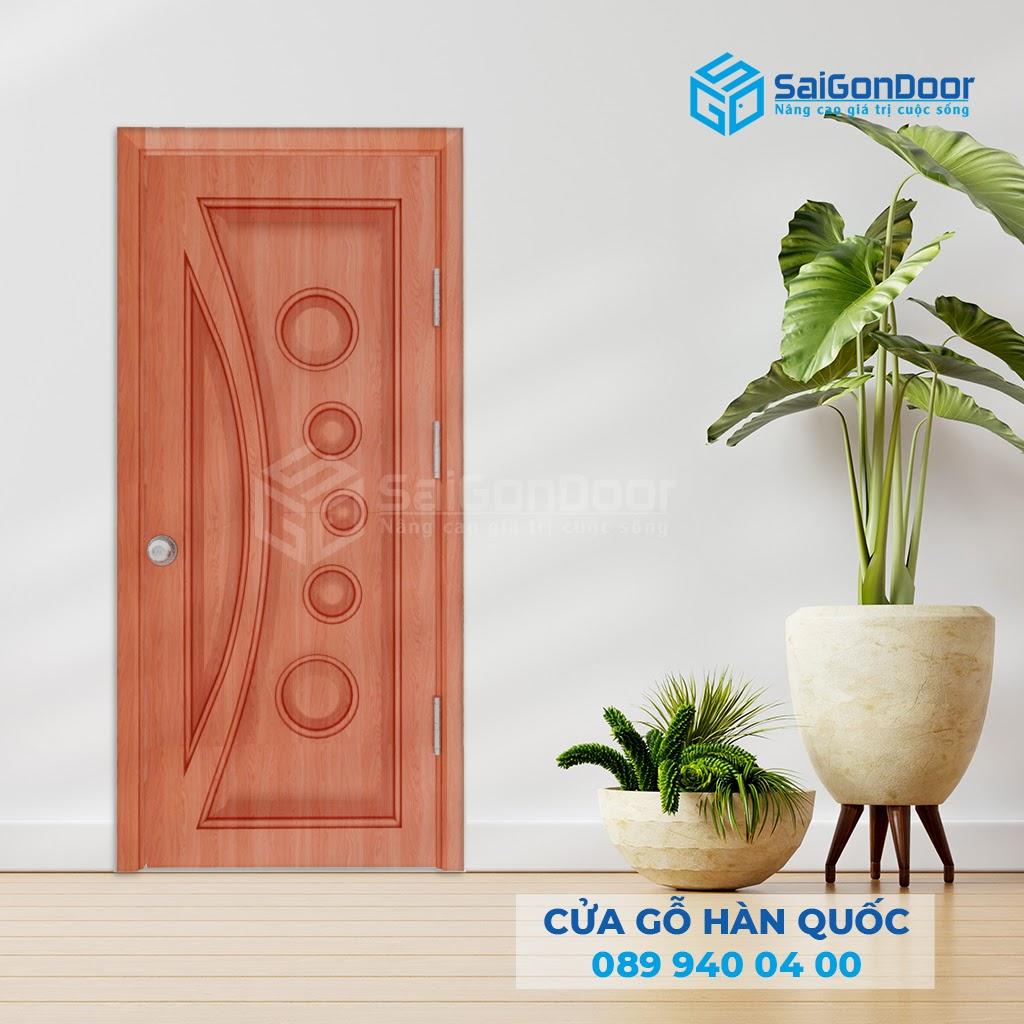Cửa gỗ chịu nước đạt chuẩn tại Khánh Hòa