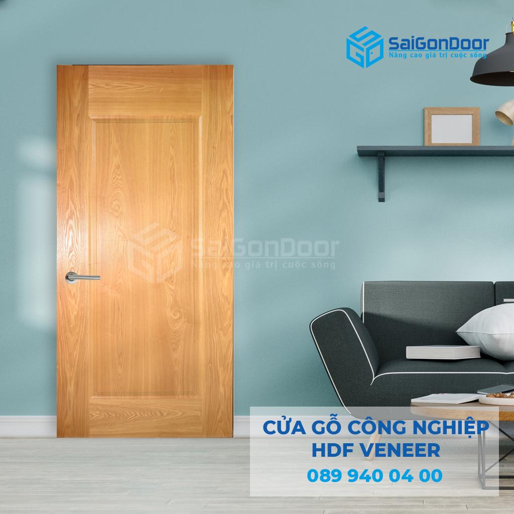 Báo giá cửa gỗ chịu nước tại Khánh Hòa